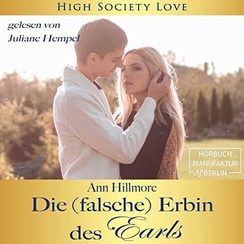 Hörbuchsprecherin Die Falsche Erbin Des Earls Juliane Hempel10 Sprecherin