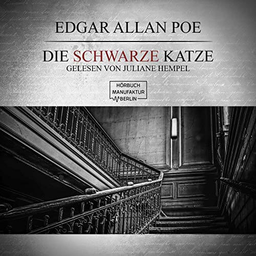 Hörbuchsprecherin Edgar Allen Poe Die Schwarze Katze Juliane Hempel8 Sprecherin