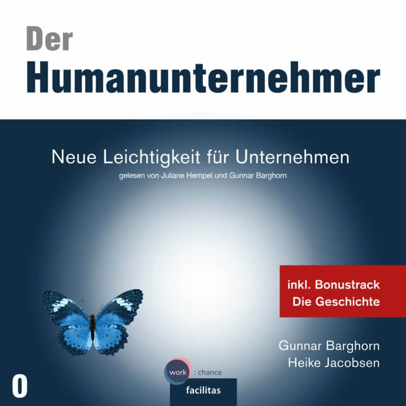 humanunternehmer Hörbuch Sprecherin Juliane Hempel